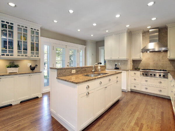 Small Kitchen and Bathroom Remodeling Project in Houston, TX
