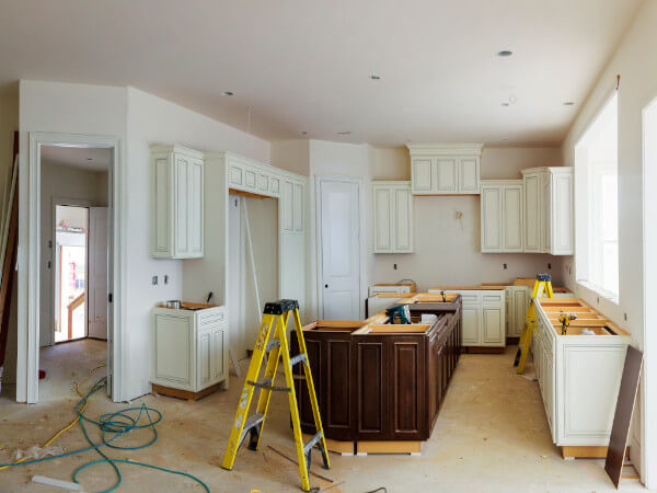 Kitchen Cabinets Design Project in Houston, TX